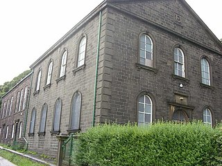 Wainsgate Baptist Church Church in West Yorkshire, England