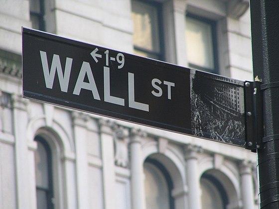 Wall street wikiwand