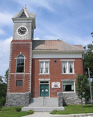 Wallingford, Vermont - Wallingford town offices