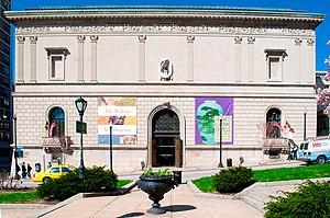 Walters Art Museum - Image: Walters museum building 1