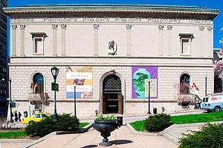 Art museum in Maryland, U.S.