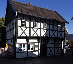 Kirchplatz in Waltrop