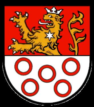 Büdesheim - Image: Wappen Buedesheim Eifel