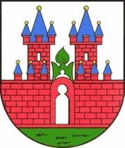 Wappen Nienburg-Saale