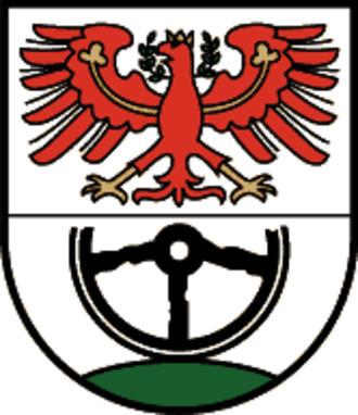 Radfeld - Image: Wappen at radfeld