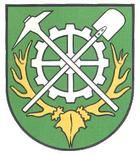 Das Wappen von Langelsheim