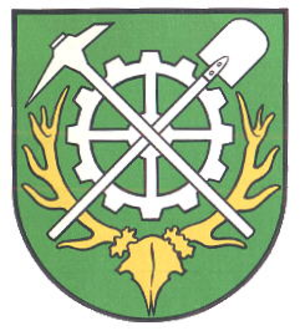 Langelsheim - Image: Wappen der Stadt Langelsheim