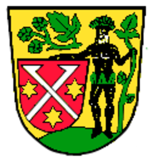 Neuhof an der Zenn - Image: Wappen von Neuhof an der Zenn