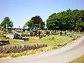 Warley Cemetery - geograph.org.uk - 1343967.jpg