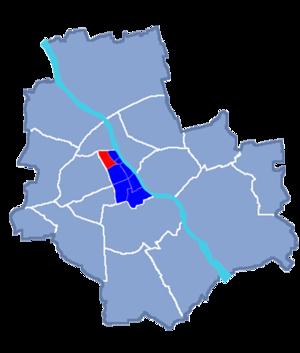 Muranów - Image: Warszawa Muranów (Śródmieście)