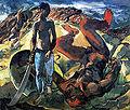 Weisgerber, Albert - David a Golias (1914).jpg