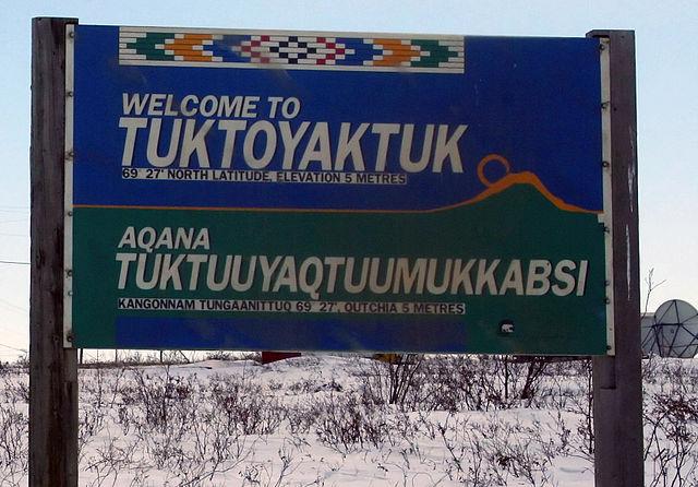 Tuktoyaktuk