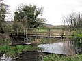 Wendover Arm - The Footbridge at Railway Crossing - geograph.org.uk - 1235760.jpg