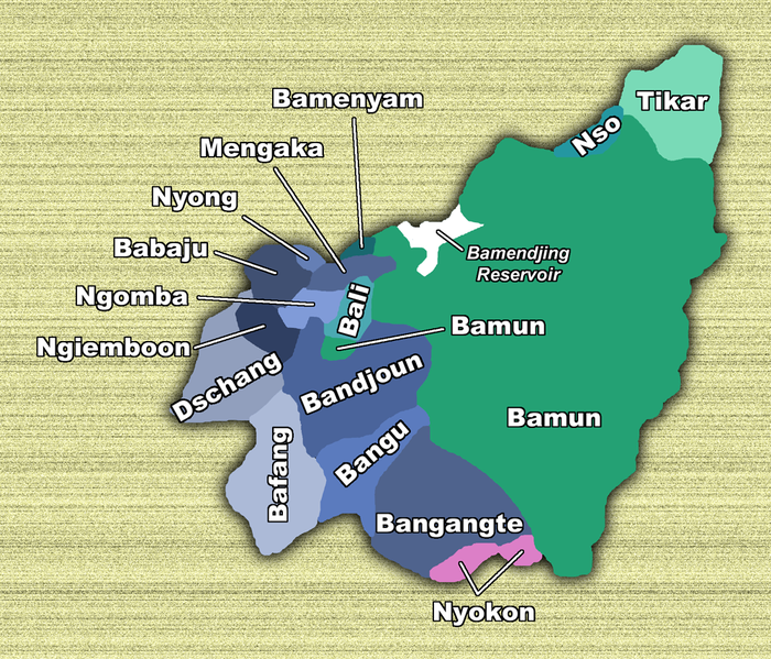 Файл:West Province ethnic groups.png