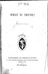 What is truth?.pdf