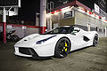 White Ferrari LaFerrari (20021842062).jpg