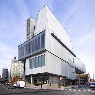 Whitney Museum of American Art Art Museum in Lower Manhattan, New York City