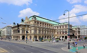 Opera in German - Vienna State Opera