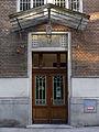 Wien - Steinhof - Eingang Pavillon 17.jpg