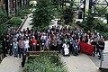 WikiConvention francophone 2016 Photo de groupe.jpg