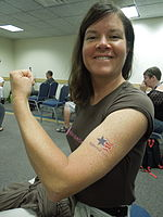 Wikimania2012-Merrilee-Tattoo.jpg