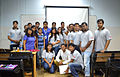 Wikipedia workshop at Kalinga School of Management, Bhubaneswar.jpg