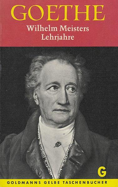 File:Wilhelm Meisters Lehrjahre (Johann Wolfgang von Goethe, 1959).jpg