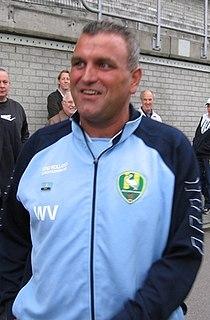Wiljan Vloet Dutch footballer and manager