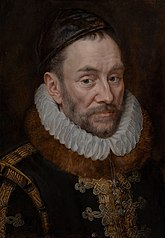 Portrait of William I (1533-1584), Prince of Orange