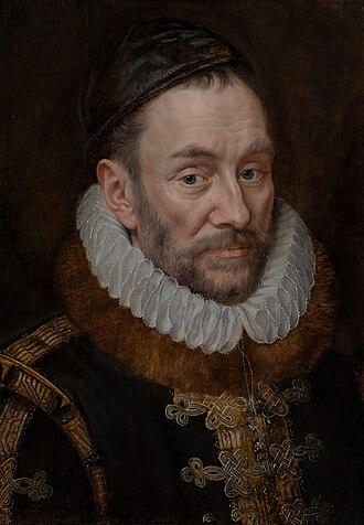 Siege of Middelburg (1572–74) - Stadtholder William of Orange