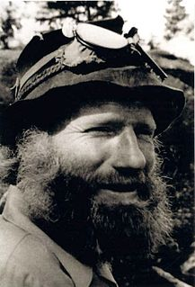 Willi Unsoeld American mountaineer