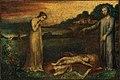 William Blake object 14 Butlin 410 The Christ Child Asleep on a Cross.jpg
