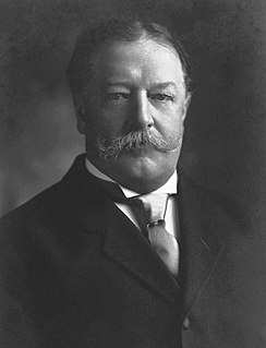 William Howard Taft 27th President and 10th Chief Justice of the United States