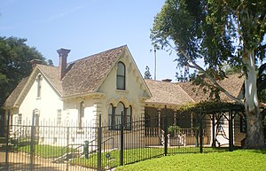 Workman and Temple Family Homestead Museum - Image: William Workman House, City of Industry