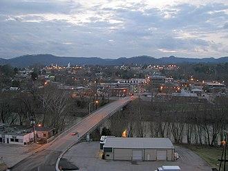 Williamsburg, Kentucky - Image: Williamsburg, Kentucky