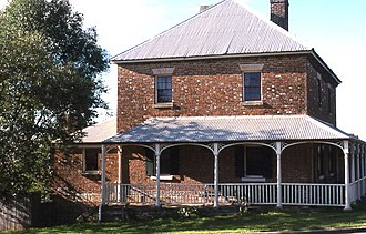 Windsor, New South Wales - Historic Home in Windsor