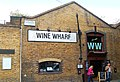 Wine merchant in Stoney Street, Borough market, south London - geograph.org.uk - 1522148.jpg