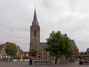 Winterswijk - Winterswijk, church: de Jacobskerk