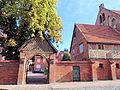 Wismar Heiligengeist Eingang Neustadt 2012-10-16.jpg