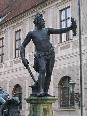 Dios romano Vulcano