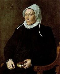 Portrait of a Woman aged Fifty-six