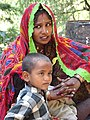Woman and Child - Outside McLeod Ganj - Himachal Pradesh - India (26717861592).jpg