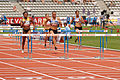Women 100 m hurdles French Athletics Championships 2013 t150042.jpg