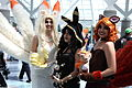 Wondercon 2016 - Ninetails, Umbreon, Vulpix Cosplay (26054970926).jpg