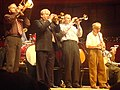 Woody Allen and his Jazz Band in Irvine December 2006-1.jpg