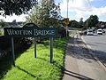 Wootton Bridge Kite Hill village sign.JPG