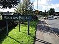 Wootton Bridge Kite Hill village sign.JPG