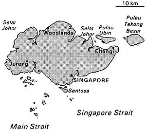 World Factbook (1990) Singapore.jpg