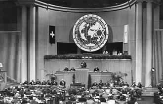 Zsidó Világkongresszus – Wikipédia