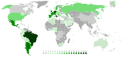 World cup appearances2010